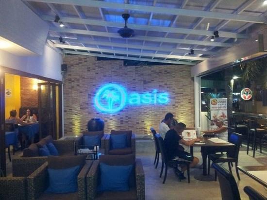 oasis restaurant, patong, Phuket