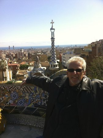 Hotel Pulitzer: Park Guell