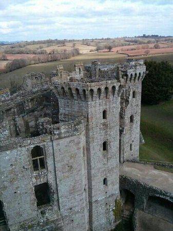 South Wales Personal Day Tours: castle from the 14th century