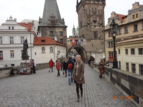 Old Prague Hotel: Карлов мост