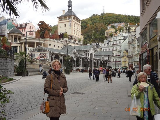 Old Prague Hotel: Карловы Вары