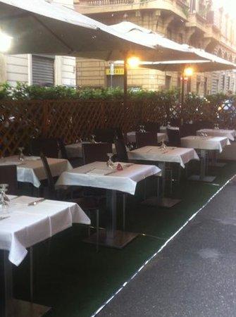 Strabbioni Pizza e Cucina: esterno