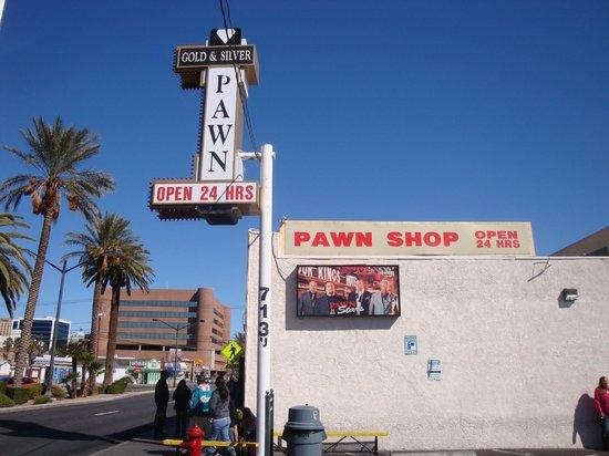 Las Vegas Famous Pawn Shop