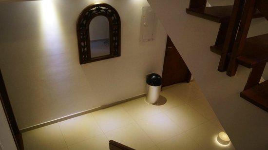 Hotel Santa Cruz Corferias: limpio