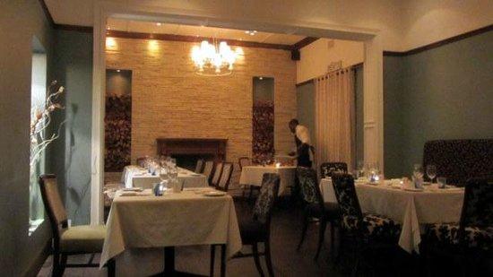 La Mouette Restaurant: La Mouette - upstairs