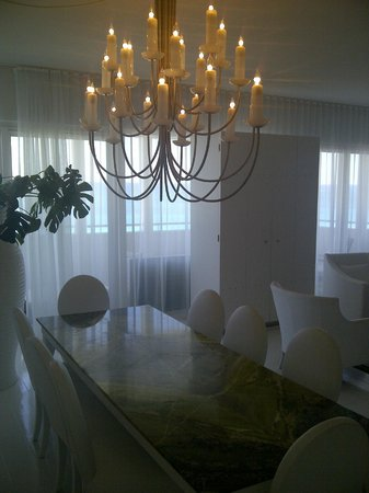 Delano South Beach Hotel: Penthouse Suite