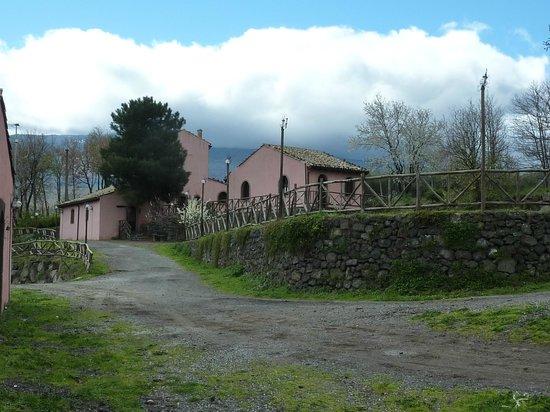 Borgo San Nicolao: Surrounding grounds