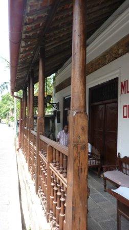 Historical Mansion Museum : Façade de la maison
