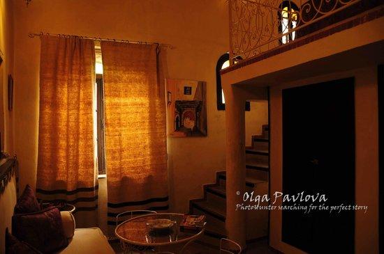 Lalla Mira Hotel-Restaurant-Hammam : Camera n 3, soggiorno