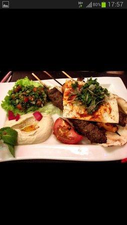 ALBASHA Lebanese Restaurant: albasha grill