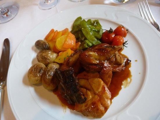 Restaurant Gotthard: Das Urner Gitzi - eine Legende!