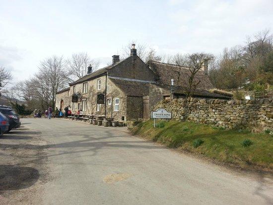 Craven Arms Cruck Barn: Craven Arms