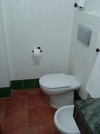Hotel Spa La Casa Mudejar : baño