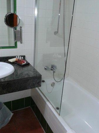 Hotel Spa  La Casa Mudéjar: baño