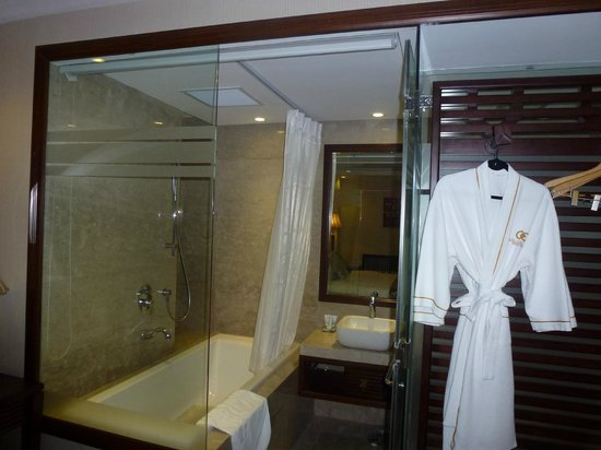Golden Silk Boutique Hotel: Bathroom