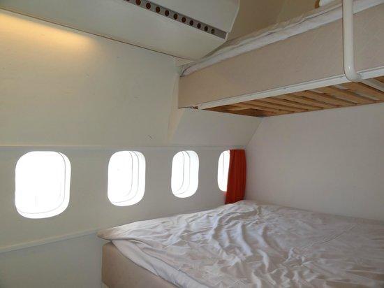 Jumbo Stay: Room