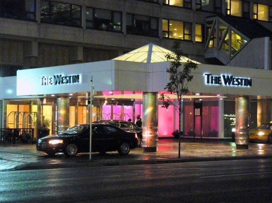 The Westin Calgary: entrata...