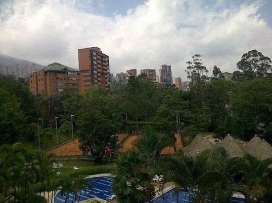 InterContinental Medellin: excelente vista
