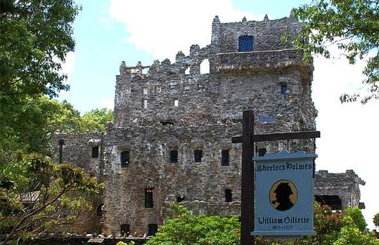 East Haddam, CT: Gillette Castle