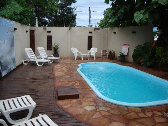 Residencial Noelia Hostel : pileta ok