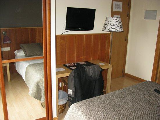 Hotel Iriguibel: Habitacion