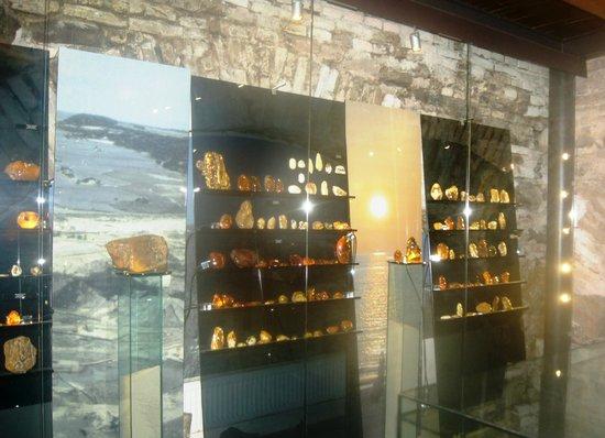 Amber Museum-Gallery (Gintaro Muziejus-Galerija): Янтарь