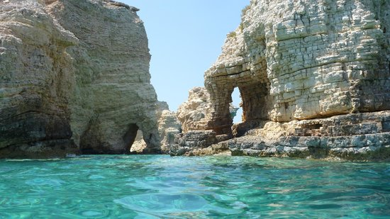 Νάξος, Ελλάδα: A FANTASTIC LANSCAPE IN KOUFONISIA