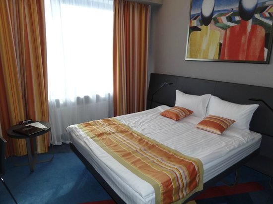 Mercure Kyiv Congress: Bed