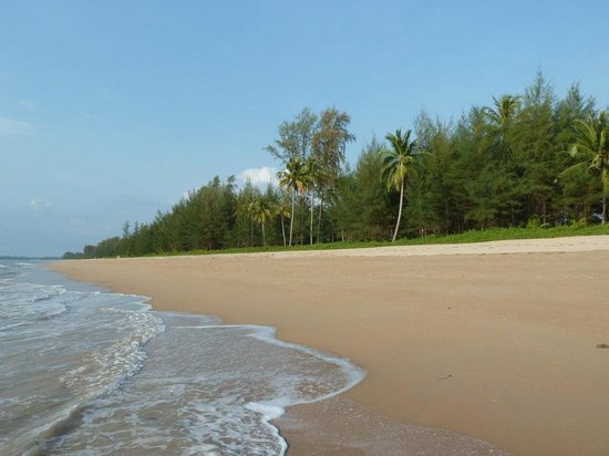 KhaoLak Blue Lagoon Resort: Blue Lagoon Resort Strand