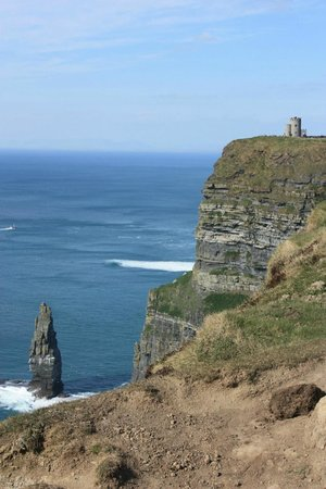 Lahinch Golf & Leisure Hotel: Cliffs of Moher