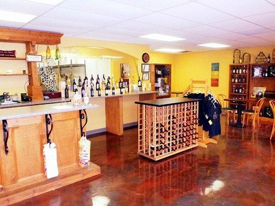 Aspirations Winery : Tasting Room