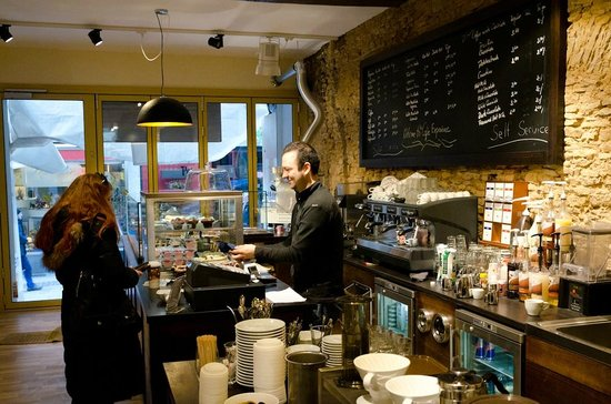 Golden Bean - The Coffee Experience : Coffee at the Golden Bean