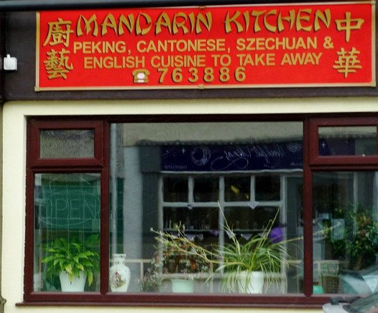 Mandarin Kitchen, Holyhead - Picture Of Mandarin Kitchen, Holyhead