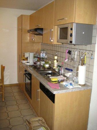 Traberhof: Küche