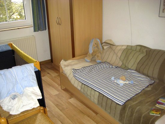 Traberhof: Gästeschlafzimmer