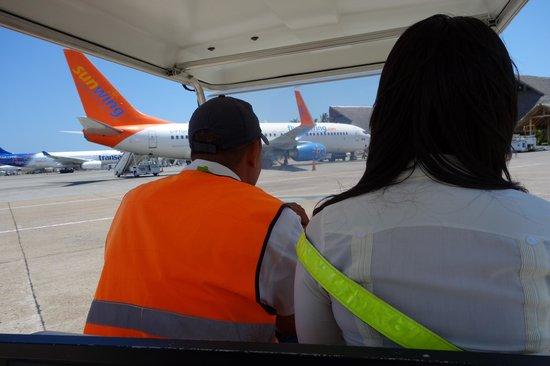 Tortuga Bay Hotel Puntacana Resort & Club : Private, speedy airport transfer