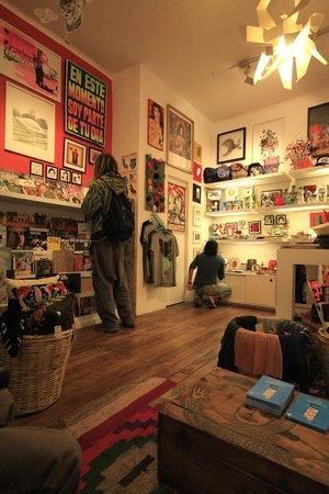 Puna : Tienda Galeria