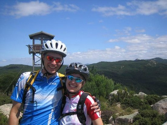Yes We Tour - Theme and Tailored Tours: Mountainbike group tours
