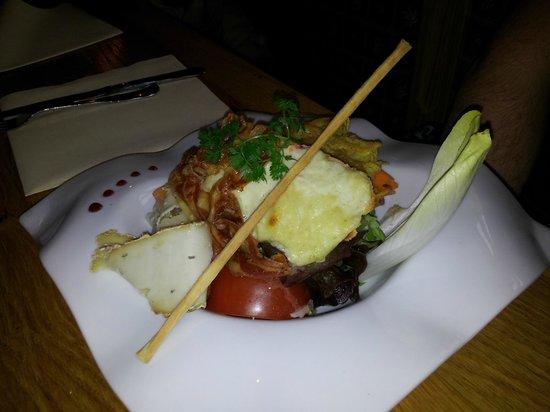 Pilatus: Salad Alpage