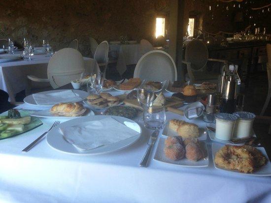 La Coma I La Pedra, إسبانيا: Desayuno para dos