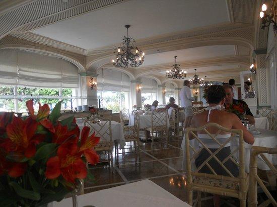 Belmond Copacabana Palace: Pergula Restaurant for Bfast