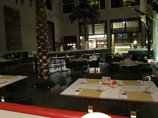 Centro Barsha: lobby