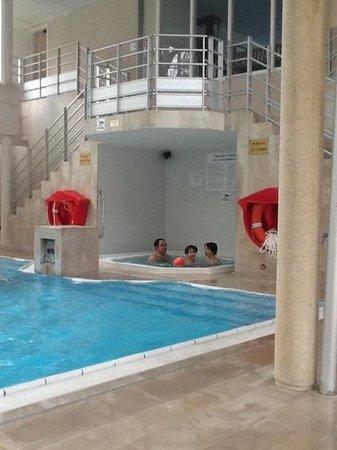 Holiday Inn Le Touquet: jaccusi et piscine