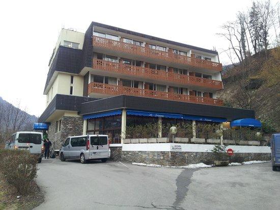 Hotel Le Verseau : Exterior