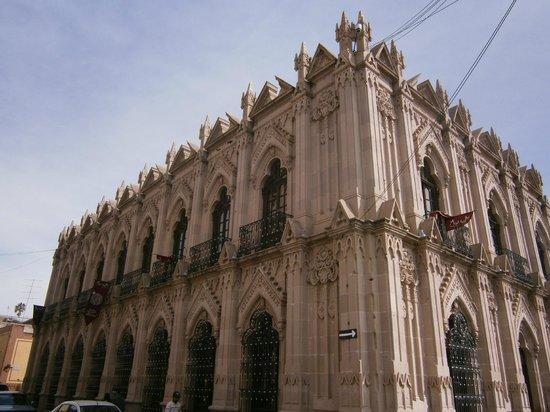 Jerez de Garcia Salinas, Meksyk: Escuela de la Torre