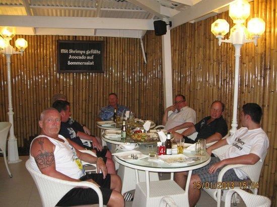K-Hotel: Fishing team
