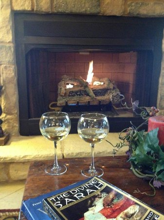 Bernhardt Winery: Our wine tasting