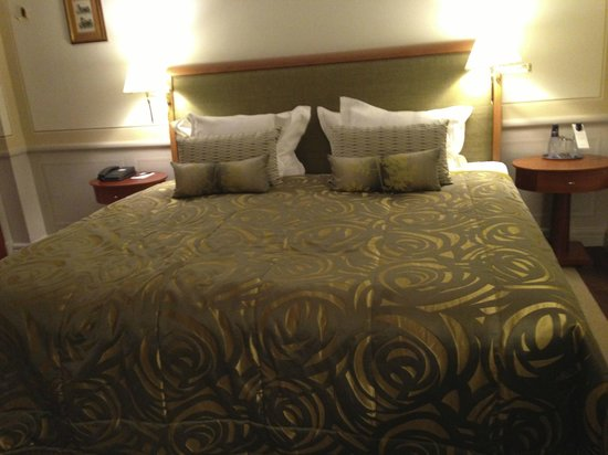 Grand Hotel: My room