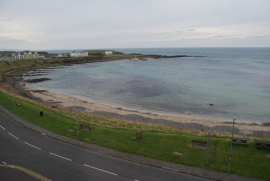 Bayview Hotel: View from Room