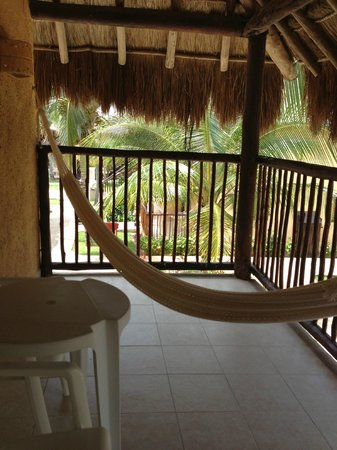 Allegro Cozumel: Room balcony